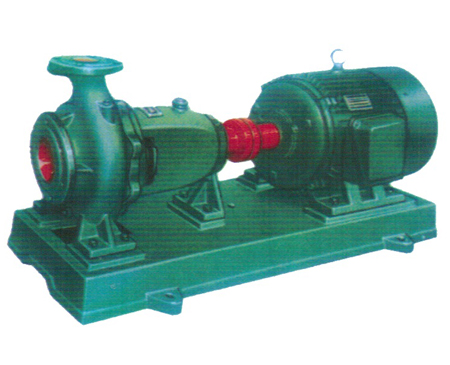 IS.IR single-stage centrifugal pump