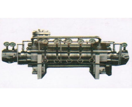 DY, DYP-type multi-stage centrifugal pump