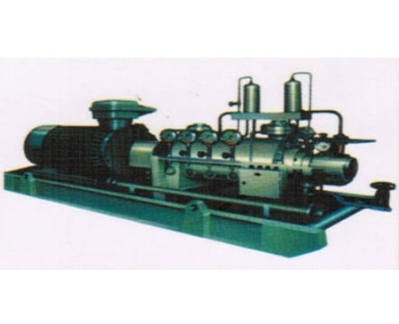 DR, TDR-based high-temperature coke oven feed pump